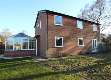 Thumbnail 4 bed detached house for sale in 8 The Whins, Heads Nook, Brampton, Cumbria