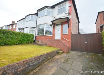 Thumbnail Semi-detached house for sale in Park Hill, Bury Old Road, Prestwich, Manchester