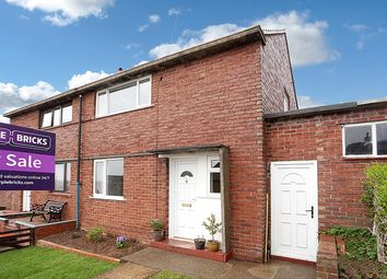 Thumbnail 2 bed terraced house for sale in Beverley Rise, Carlisle