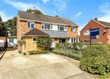 Thumbnail 3 bedroom semi-detached house for sale in Priors Road, Windsor, Berkshire