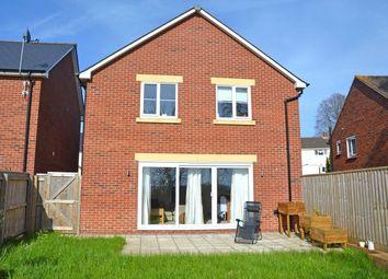 Thumbnail 4 bedroom detached house for sale in Littlemead Lane, Exmouth, Devon