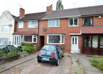 Thumbnail 3 bed terraced house for sale in Hillingford Avenue, Pheasey Estate, Great Barr