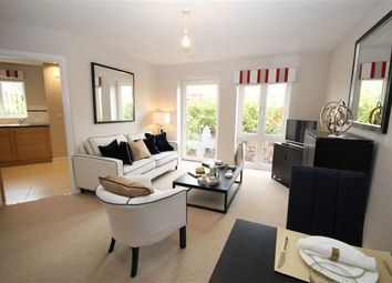 Thumbnail 2 bedroom flat for sale in Lady Lane, Swindon, Wiltshire