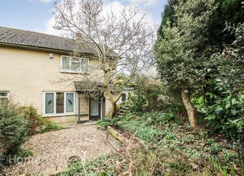 Thumbnail 2 bed semi-detached house for sale in Eleanor Close, Bath