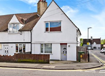 Thumbnail 3 bed end terrace house for sale in Crayford Way, Crayford, Kent