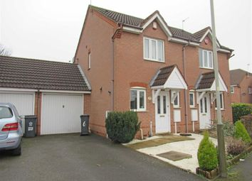 Thumbnail 2 bed semi-detached house to rent in Stanier Drive, Thurmaston, Leicester