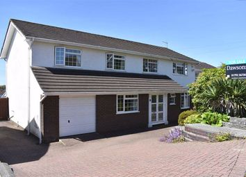 4 bed detached house for sale in Owls Lodge Lane, Mayals, Mayals Swansea SA3