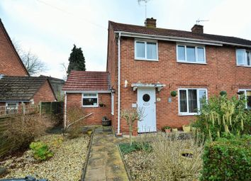 Thumbnail 3 bed semi-detached house for sale in Milvern Close, Bromyard