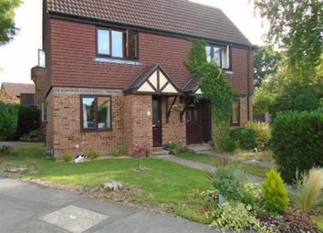 Thumbnail 1 bed terraced house to rent in Cherberry Close, Fleet