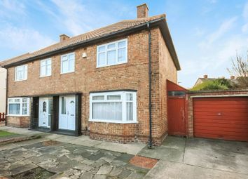 Thumbnail 3 bed semi-detached house for sale in 23 Marsh House Avenue, Billingham