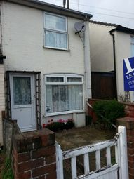 Thumbnail 2 bedroom terraced house to rent in Mizpah Cottages, Bridge Road, Lowestoft