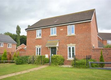 Thumbnail 4 bed detached house for sale in Barkston Heath Kingsway, Quedgeley, Gloucester
