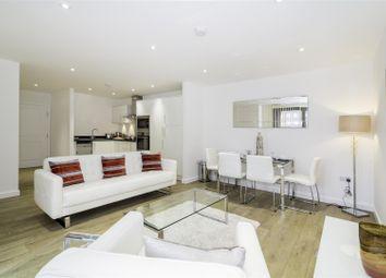 Thumbnail 2 bed flat to rent in Sancroft Street, London