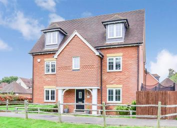 Thumbnail 5 bed detached house for sale in Brookfield Drive, The Acres, Horley, Surrey