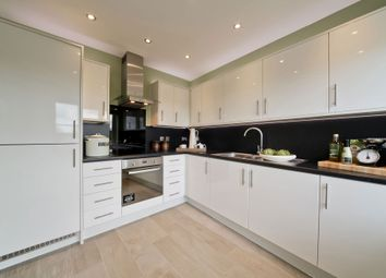 "Thumbnail 2 bed flat for sale in ""Roman House"" at Deardon Way, Shinfield, Reading"