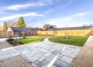 Thumbnail 4 bed property for sale in Eldon Farm Dairy, Kings Somborne, Stockbridge, Hampshire