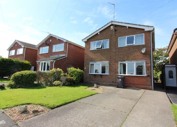 Thumbnail 4 bed detached house for sale in Farnham Way, Carleton