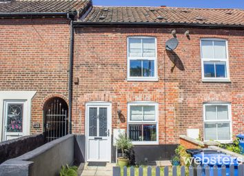 Thumbnail 2 bed terraced house for sale in Nelson Street, Norwich