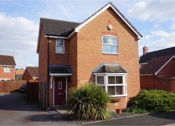 Thumbnail 3 bed detached house for sale in Vale Grove, Bromsgrove