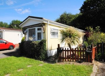 Thumbnail 1 bed mobile/park home for sale in King Edward Park, North Baddesley, Southampton