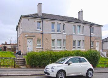 Thumbnail 2 bedroom flat for sale in 33 Clova Street, Thornliebank, Glasgow