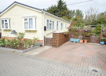 Thumbnail 1 bed mobile/park home for sale in Flag Hill, Great Bentley, Colchester