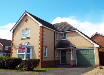 Thumbnail 4 bed property to rent in Devoke Close, Huntingdon