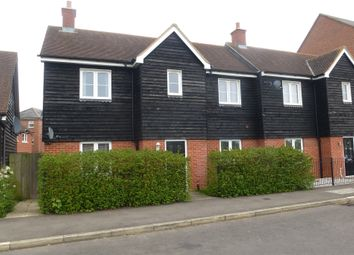 Thumbnail 3 bed end terrace house for sale in Colonel Grantham Avenue, Aylesbury