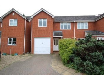 Thumbnail 3 bed semi-detached house for sale in Millfield Gardens, Ipswich, Suffolk
