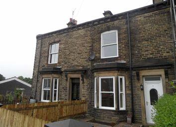 Thumbnail 3 bed terraced house to rent in Spring Villas, Midgley Road, Hebden Bridge