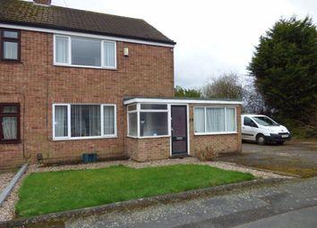3 bed semi-detached house to rent in Balmoral Road, Borrowash DE72