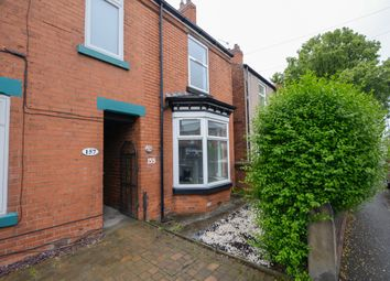 Thumbnail 2 bedroom end terrace house for sale in Old Hall Road, Brampton, Chesterfield