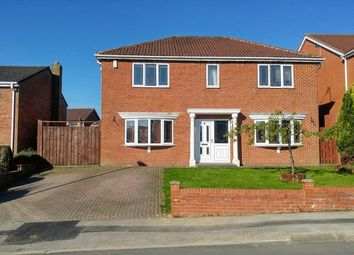 Thumbnail 4 bed detached house for sale in Ramsay Drive, Ferryhill