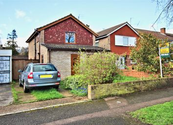 Thumbnail 3 bed detached house for sale in Pentland Rise, Bedford