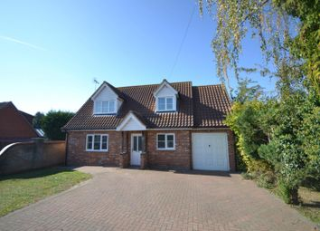 Thumbnail 3 bed detached house to rent in Holly Road, Kesgrave, Ipswich