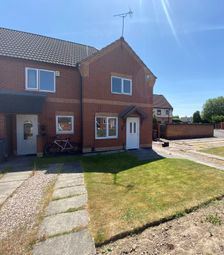 Thumbnail 2 bed end terrace house to rent in Kintyre Drive, Sinfin, Derby