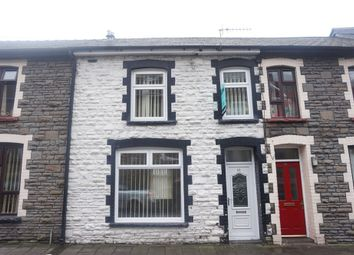 Thumbnail 3 bed terraced house for sale in Jubilee Road, New Tredegar, Caerphilly