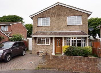 4 bed detached house for sale in Hursley Drive, Blackfield, Southampton SO45