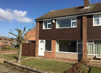 Thumbnail 3 bed property to rent in Devonshire Drive, Duffield, Belper