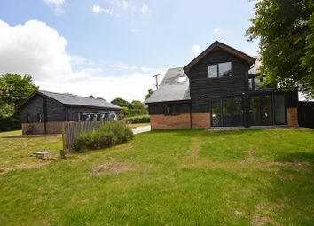 Thumbnail 6 bed property for sale in The Dene, Ropley, Alresford