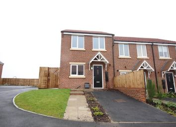 Thumbnail Semi-detached house for sale in Dunelm Road, Thornley, Durham