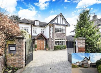 Thumbnail 5 bed detached house for sale in Bush Hill, Winchmore Hill, London