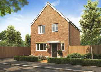 "Thumbnail 3 bed detached house for sale in ""The Chester"" at The Saltings, Terrington St. Clement, King's Lynn"