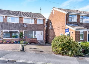 Thumbnail 3 bed semi-detached house for sale in Swinnow Gardens, Bramley, Leeds