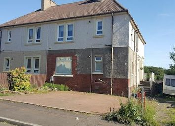 Thumbnail 2 bedroom flat to rent in Burnside Avenue, Calderbank, Airdrie