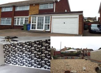 Thumbnail 3 bedroom property to rent in Woodberry Drive, Sittingbourne