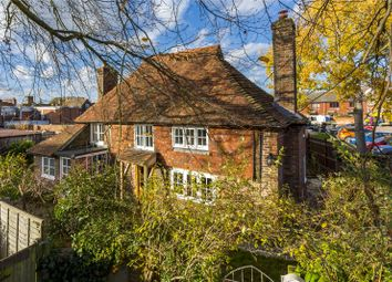 Thumbnail 3 bed detached house for sale in Church Street, Edenbridge, Kent
