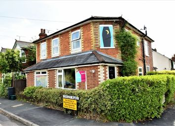 Thumbnail 1 bed end terrace house for sale in Moorlands Road, Camberley, Surrey