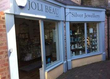 Thumbnail Retail premises for sale in 12 Castle Street, Cirencester