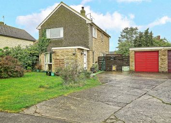 Thumbnail 3 bedroom detached house for sale in Greenfields, Earith, Huntingdon, Cambridgeshire